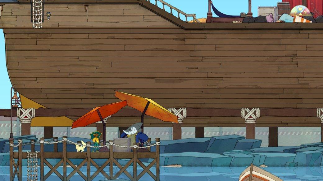 20 безумно красивых скриншотов Spiritfarer— игры про перевозчика душ | Канобу - Изображение 882