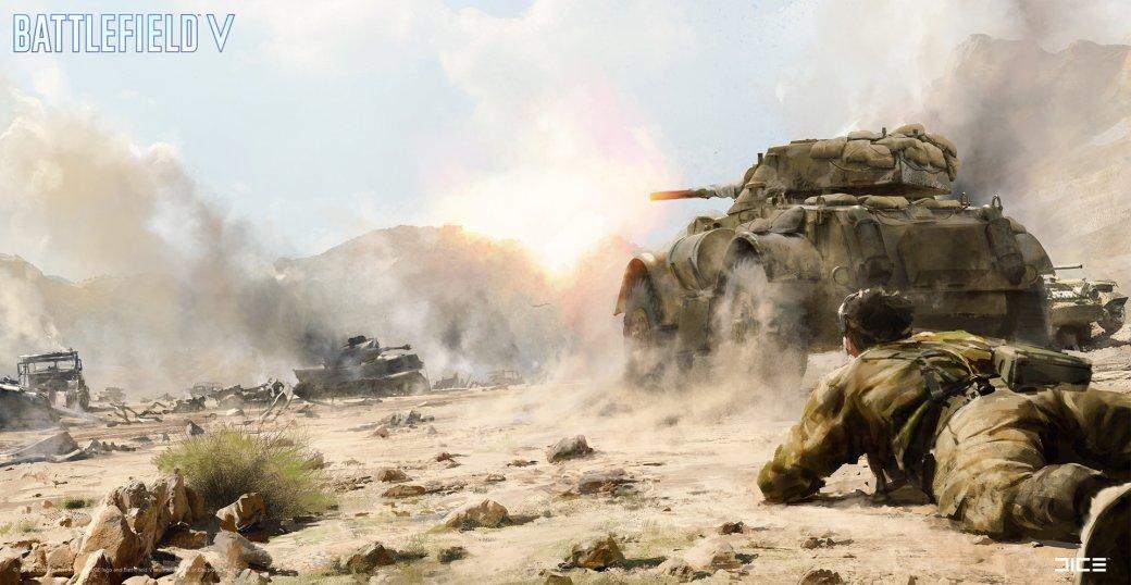 Взгляните на атмосферные концепт-арты и иллюстрации по Battlefield V   Канобу - Изображение 255