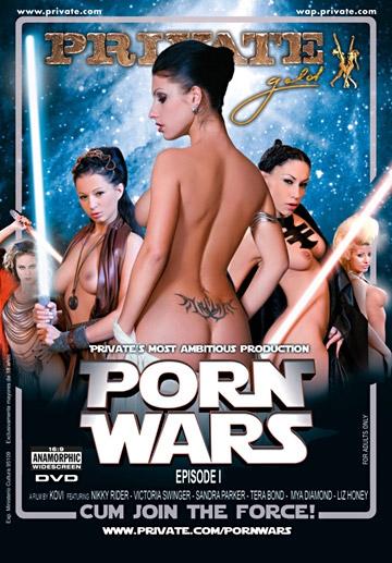 Порнопародии по«Звездным войнам»: кто вэтой вселенной стреляет первым?. - Изображение 3