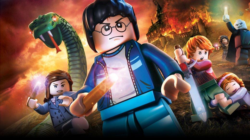 ОтМстителей доГарри Поттера: распродажа игр LEGO началась вSteam | Канобу - Изображение 4960