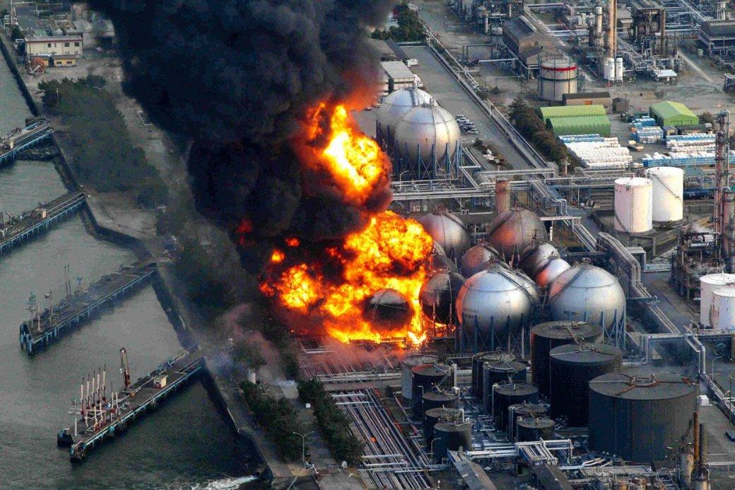 10 фотографий самых страшных техногенных катастроф наЗемле