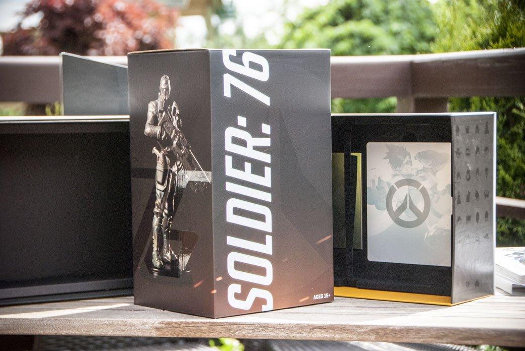 Распаковка коллекционного издания Overwatch | Канобу - Изображение 1430