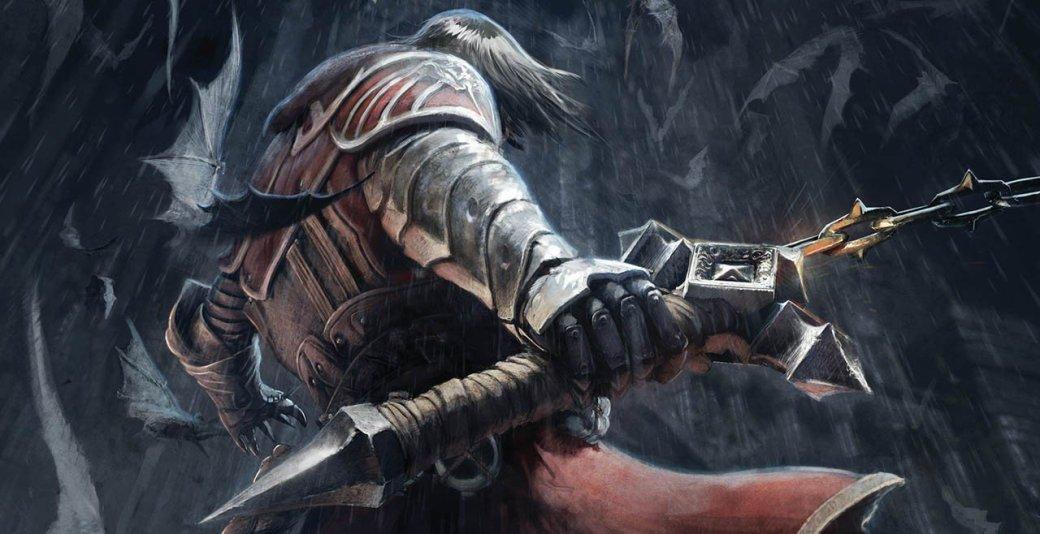 Скидки дня: Castlevania: Lords of Shadow - готическая драма о вампирах   Канобу