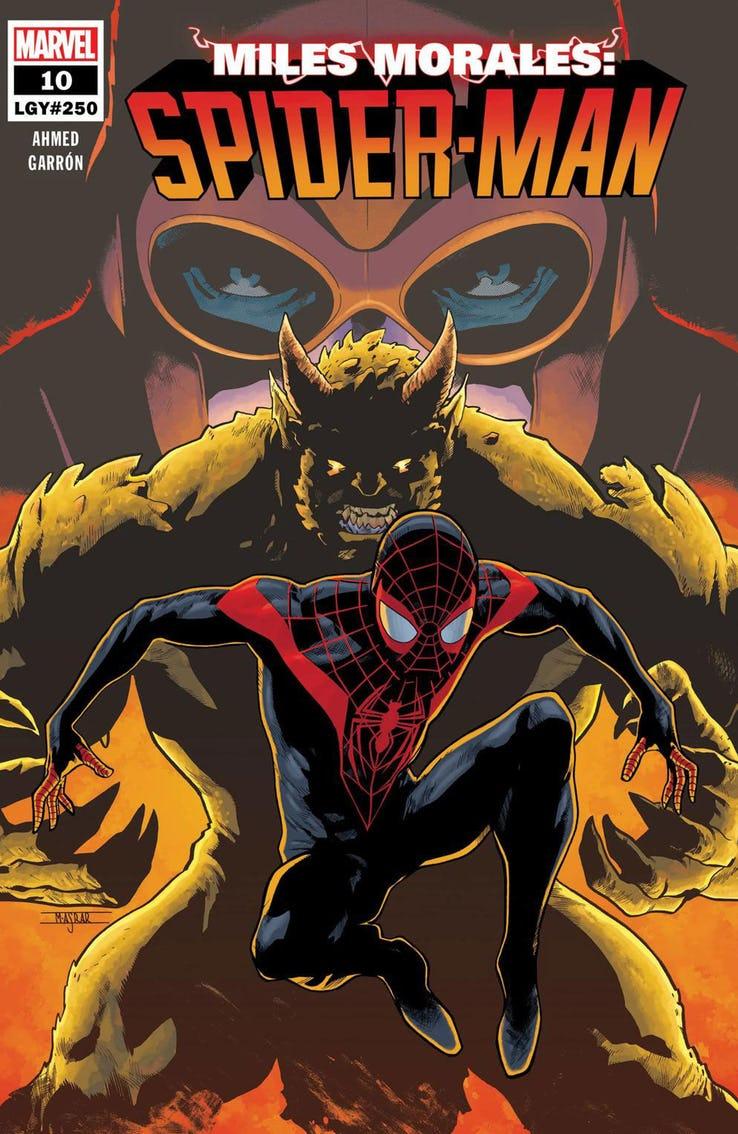 Вюбилейном выпуске «Человека-паука Майлза Моралеса» снова появится Ultimate-вселенная | Канобу - Изображение 2