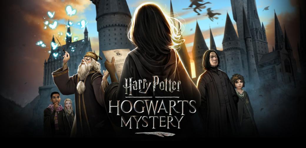 Harry Potter: Hogwarts Mystery — дневник первокурсника . - Изображение 1