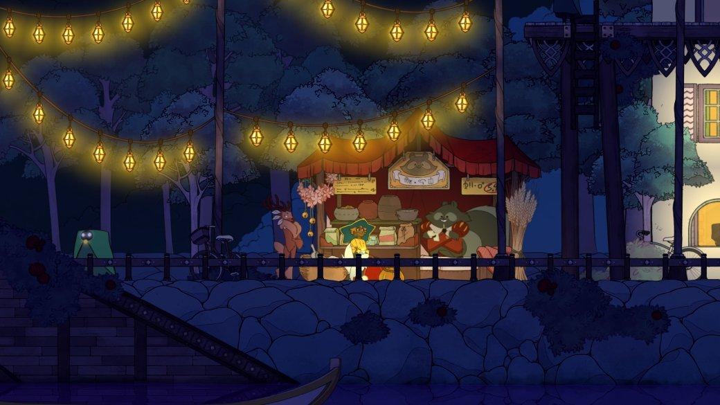 20 безумно красивых скриншотов Spiritfarer— игры про перевозчика душ | Канобу - Изображение 868