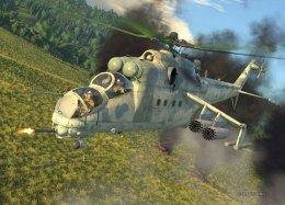 Вышло обновление «Полет Валькирий» для War Thunder. Теперь игрокам доступны боевые вертолеты