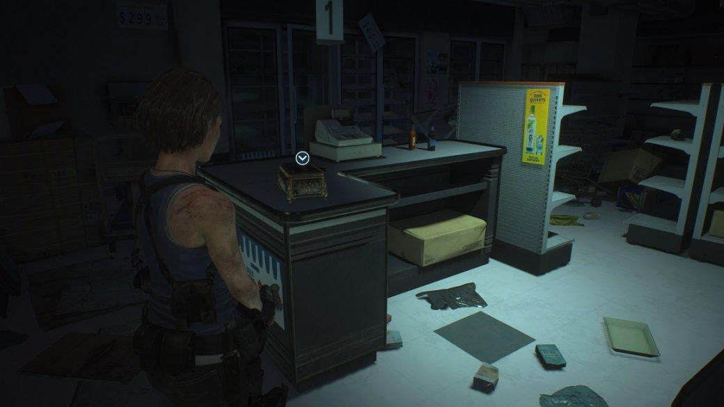 Гайд. Решение всех головоломок вResident Evil 3 Remake и коды к сейфам в Resident Evil 3 | Канобу - Изображение 5038