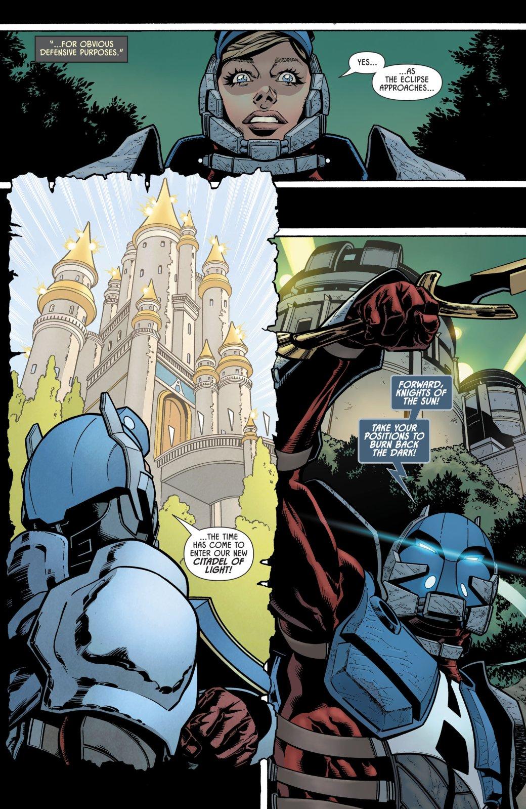 Вкомиксах DCпоявился Рыцарь Аркхэма. Кто оказался под маской? | Канобу - Изображение 8202