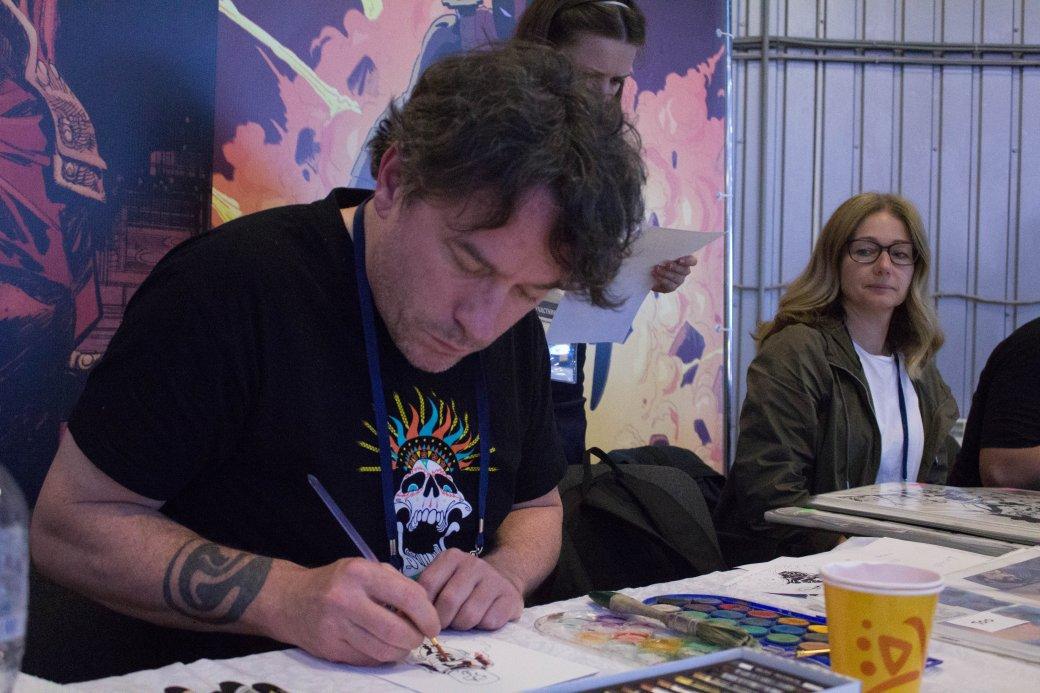 Галерея. Как прошел Comic Con Saint Petersburg | Канобу - Изображение 25