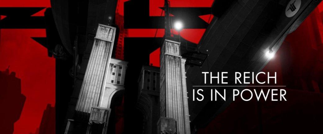 Судья застрелил футболиста в видео Wolfenstein: The New Order | Канобу - Изображение 11697