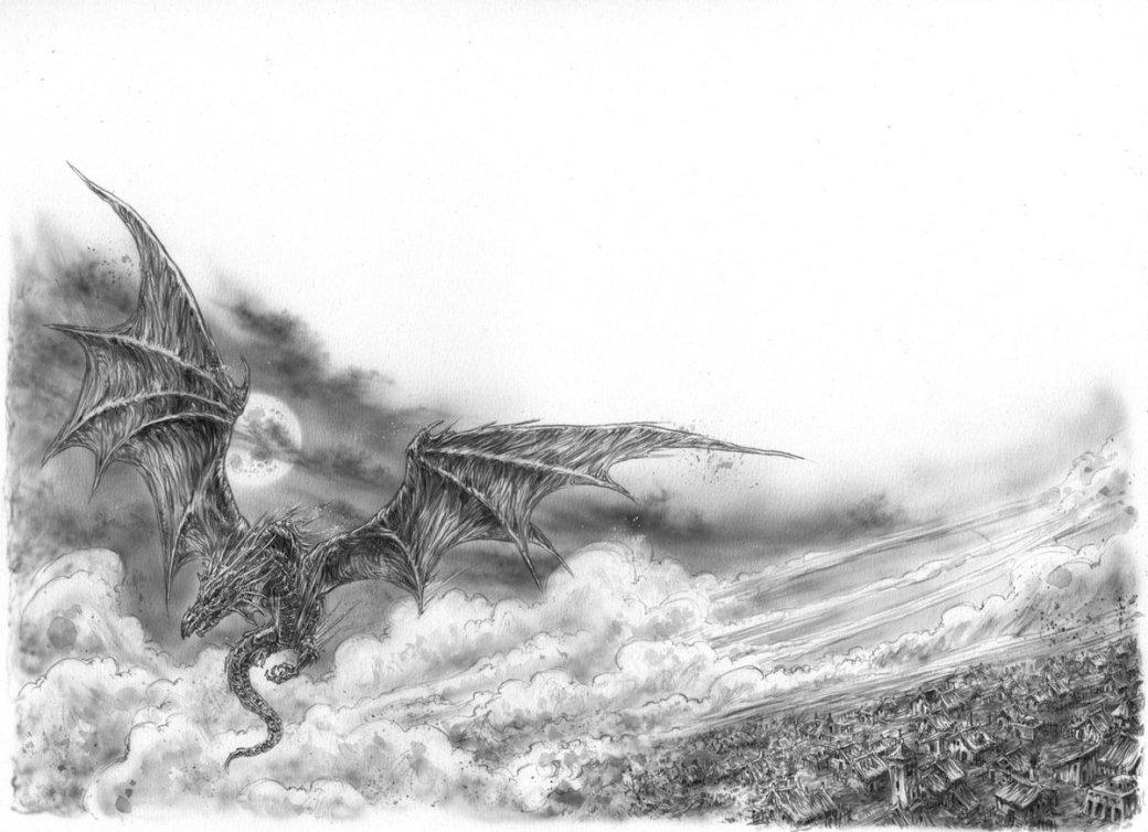 Рецензия на новую повесть Джорджа Р. Р. Мартина «Сыновья дракона» | Канобу - Изображение 2