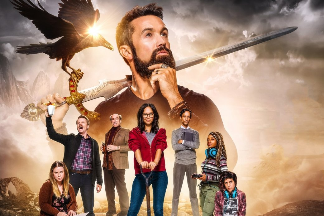 Рецензия на1 сезон сериала «Мифический квест: Пир ворона». Нацисты ивыкапывание пенисов вMMORPG | Канобу
