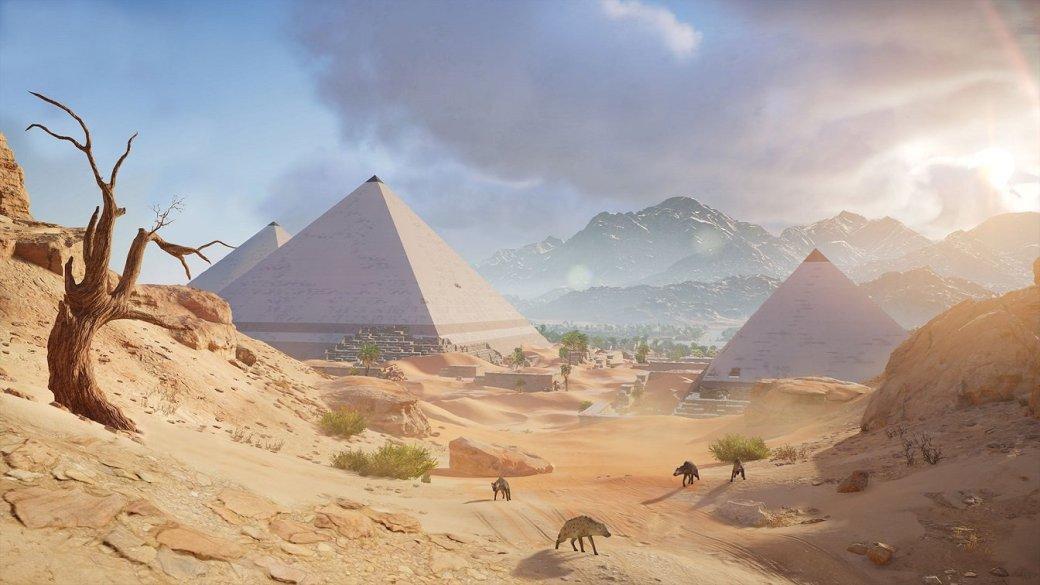 Мифы Древнего Египта вAssassin's Creed: Origins. - Изображение 5