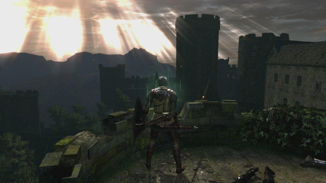 Обзор Dark Souls: Remastered на Nintendo Switch | Канобу - Изображение 3747
