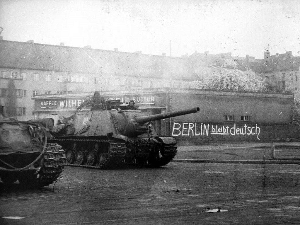 Танки и самоходные установки из World of Tanks, принимавшие участие в битве за Берлин | Канобу - Изображение 10