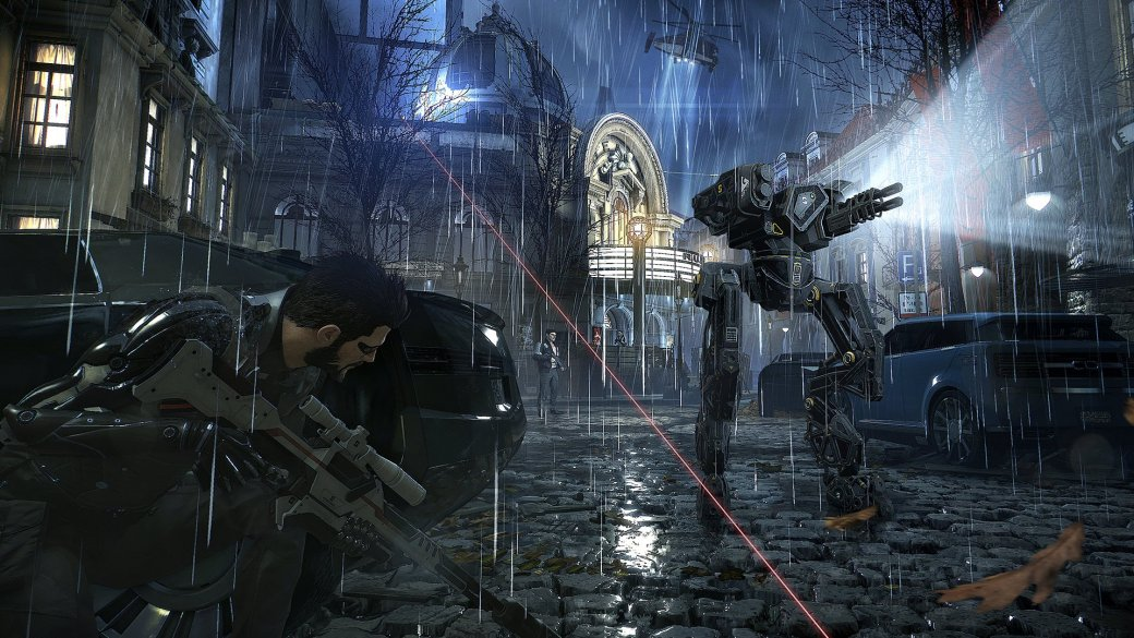 Deus Ex: Mankind Divided — игра возможностей | Канобу