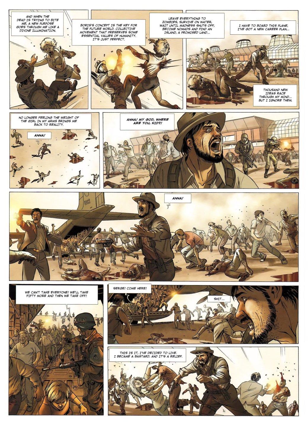 Какие комиксы почитать вожидании «Ходячих мертвецов»? Жесть, 18+ | Канобу - Изображение 6
