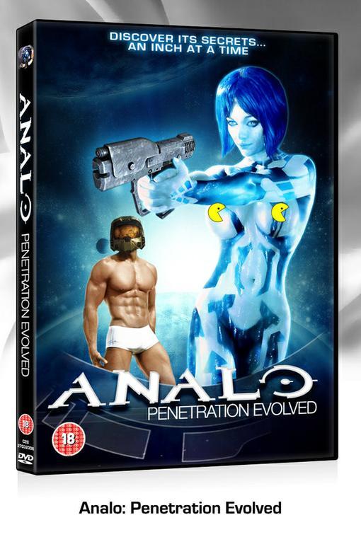 16 лучших эротических пародий на обложки видеоигр | Канобу - Изображение 13