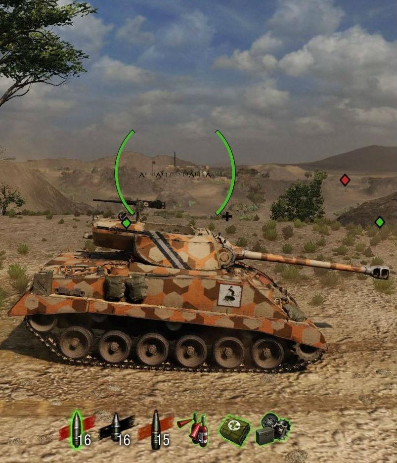 Разбираем World of Tanks Mercenaries. - Изображение 11