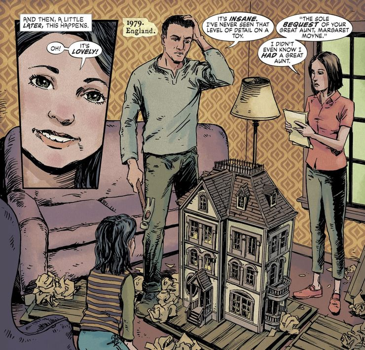 Рецензия на комиксы «The Dollhouse family» | Канобу - Изображение 3121