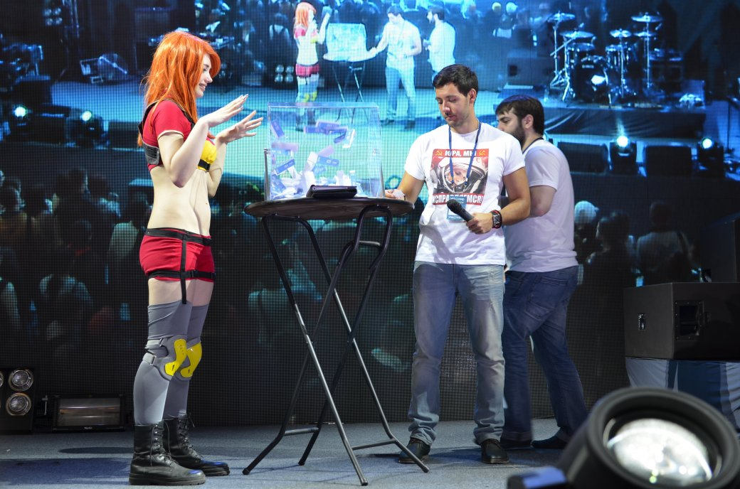 Фотоотчет с «Игромира» и Comic Con Russia, день 3 – Миша Коллинз | Канобу - Изображение 5