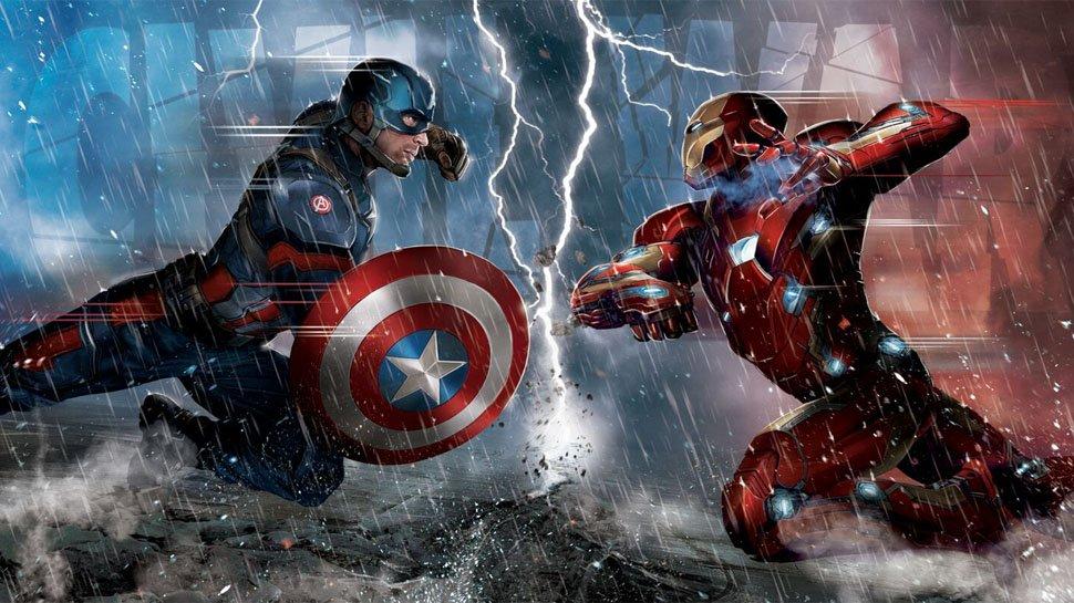 Киномарафон: все фильмы кинематографической вселенной Marvel. Фаза третья   Канобу