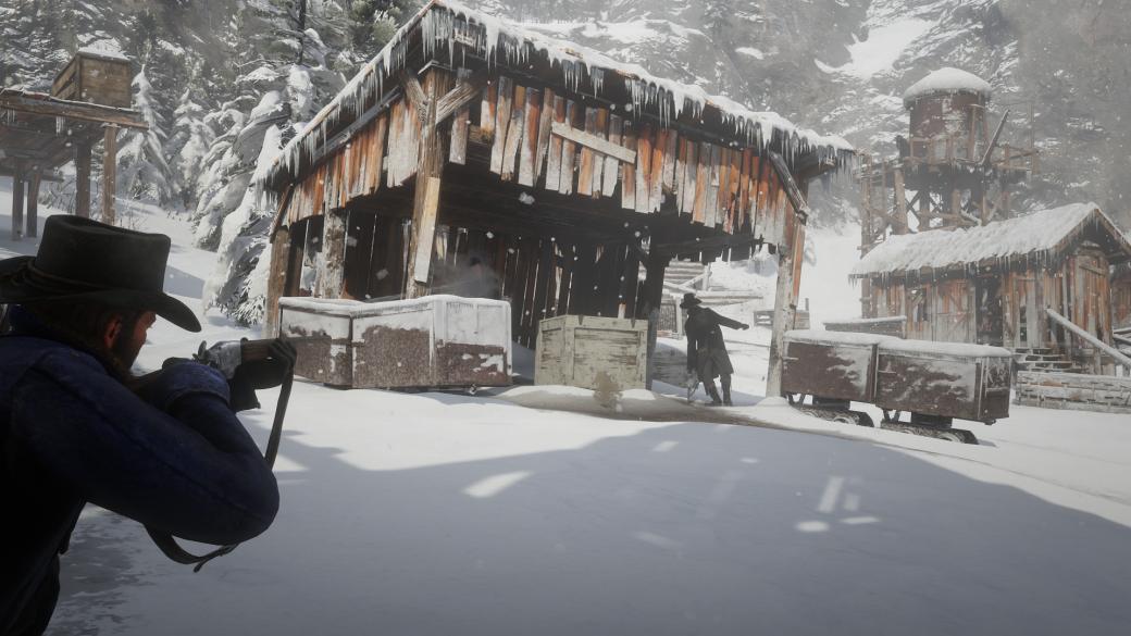 Галерея. 25 атмосферных скриншотов изPC-версии Red Dead Redemption2 | Канобу - Изображение 0