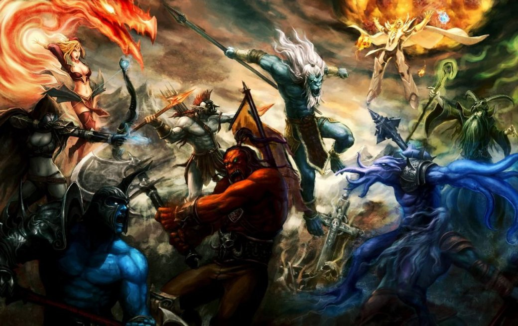 10 причин любить Warcraft 3   Канобу - Изображение 6442