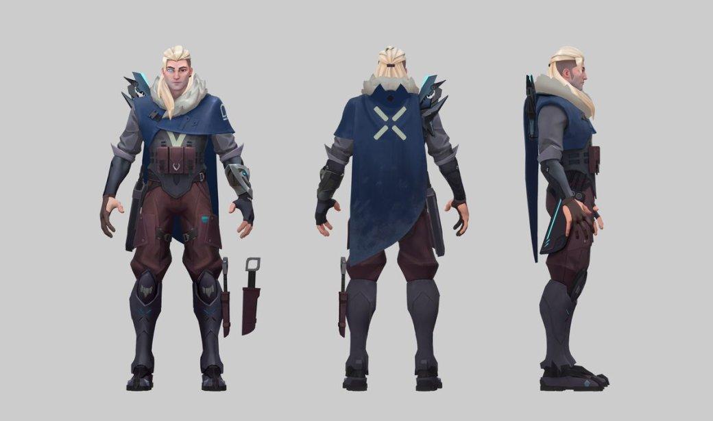 Персонажи и способности в Valorant | Канобу - Изображение 380