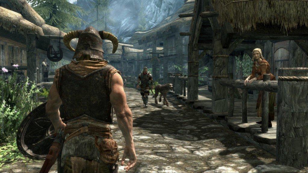 Помните Кватч из Oblivion? Скоро он появится в Skyrim, как и остальные города Сиродила | Канобу - Изображение 0