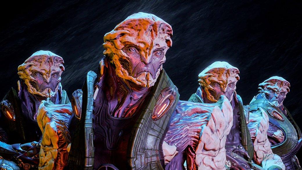 20 изумительных скриншотов Mass Effect: Andromeda | Канобу - Изображение 13