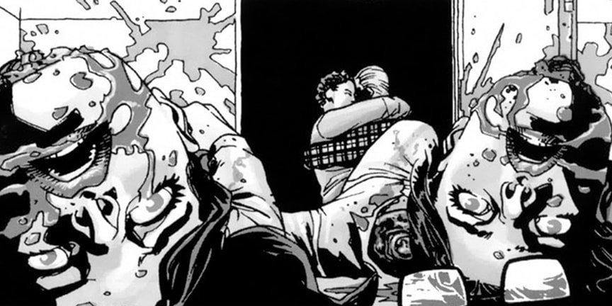 12 самых жестоких сцен в комиксе «Ходячие мертвецы» | Канобу - Изображение 6175