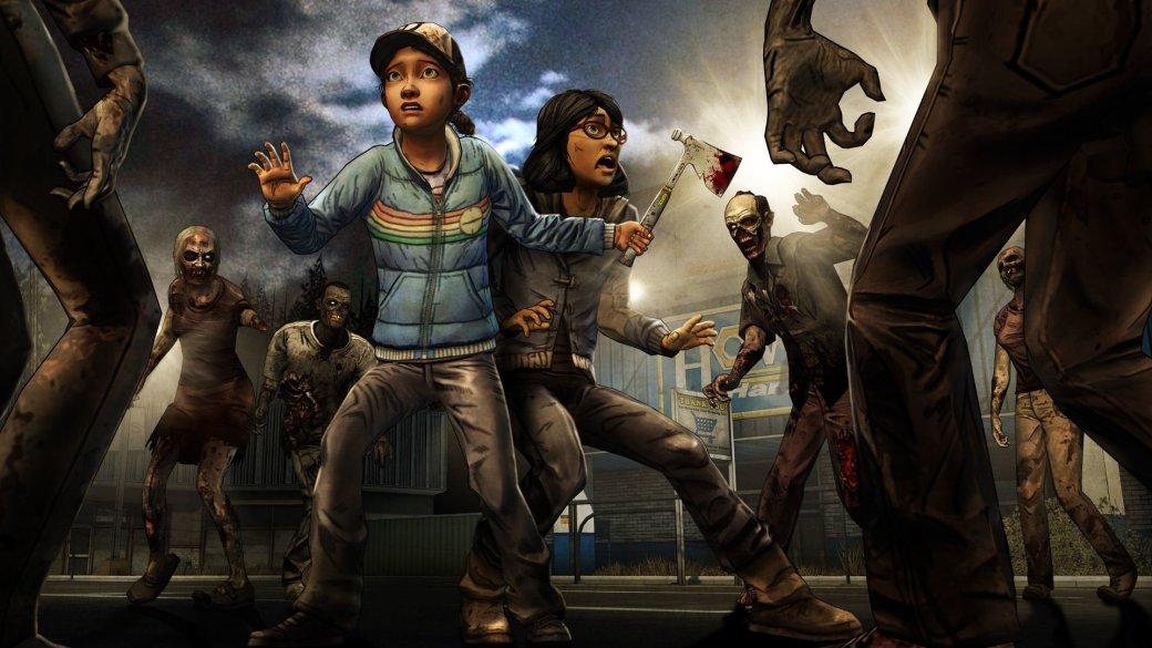 Мыльная зомби-опера: что мы увидели во втором сезоне The Walking Dead | Канобу