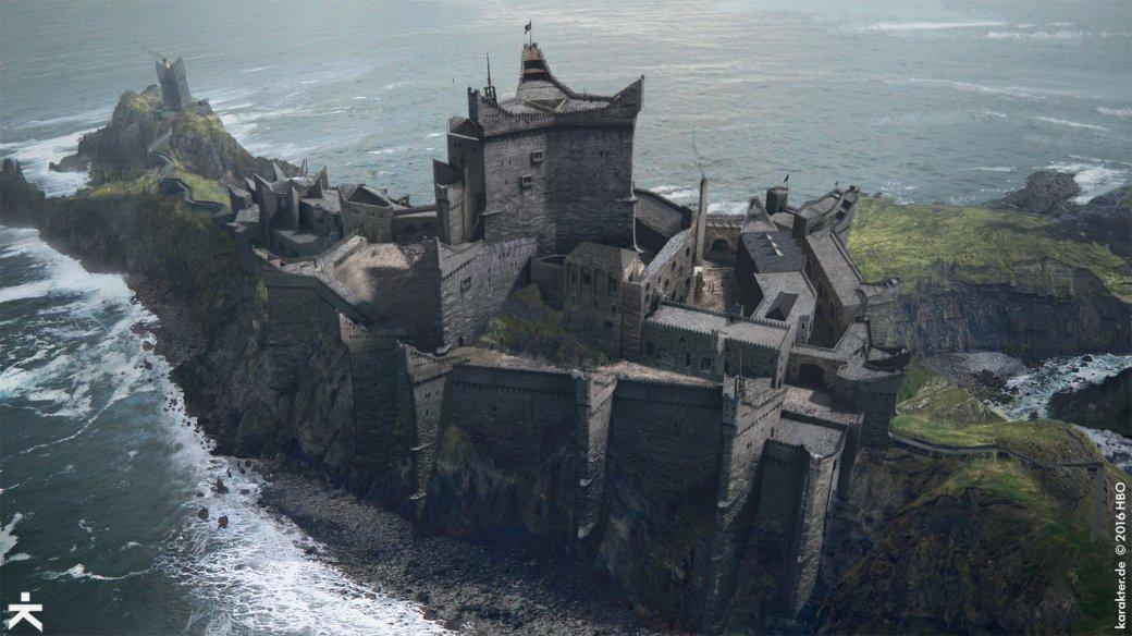 Взгляните напотрясающие концепт-арты 7 сезона «Игры престолов». - Изображение 4