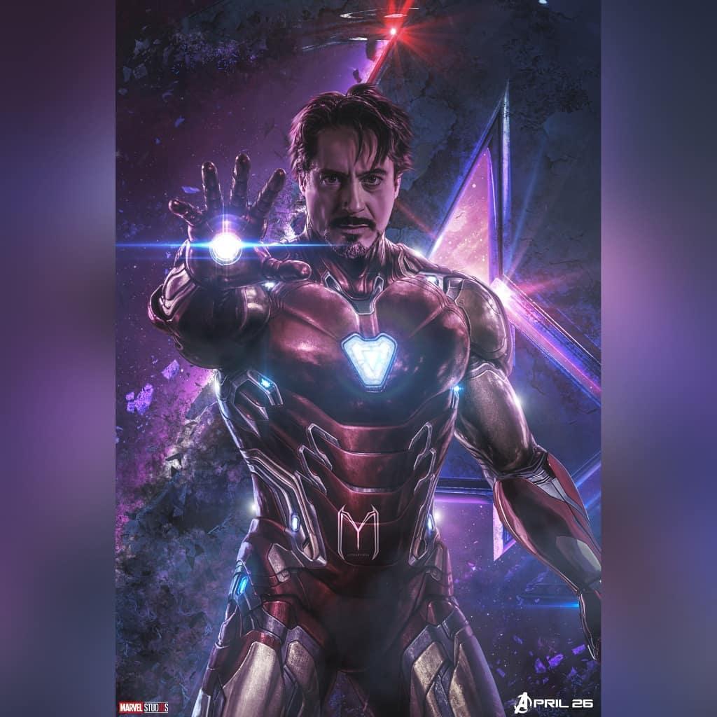 Очень много новых промо-артов по«Мстителям: Финал» (есть даже сновой броней Таноса!)   Канобу - Изображение 6369