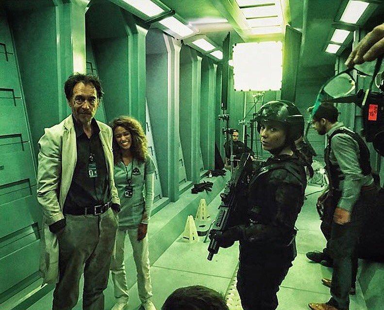 ВСети появились первые фото сосъемок новой экранизации Doom. - Изображение 4