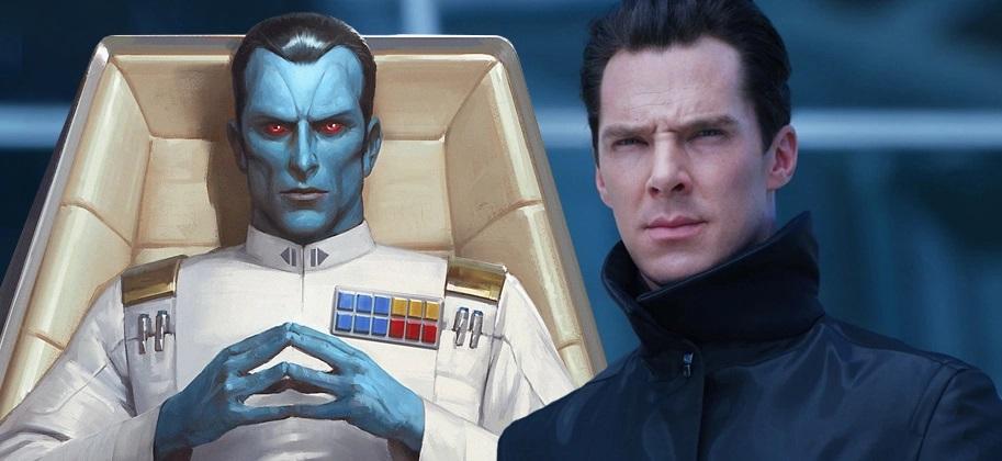 «Звездные войны»: Бенедикт Камбербэтч объяснил, почему нехочет играть гранд-адмирала Трауна