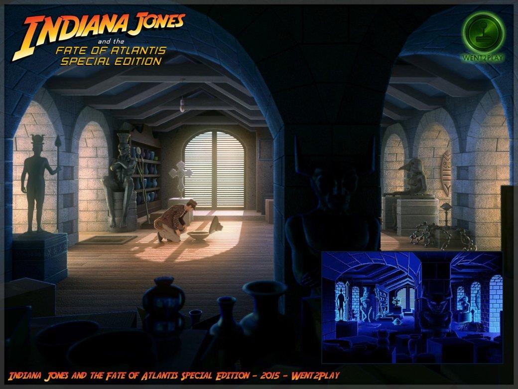 Lucasfilm попросила закрыть фанатский ремейк квеста про Индиану Джонса | Канобу - Изображение 11537