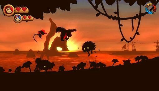 Donkey Kong Country Returns. Рецензия: банан с подвохом | Канобу - Изображение 6