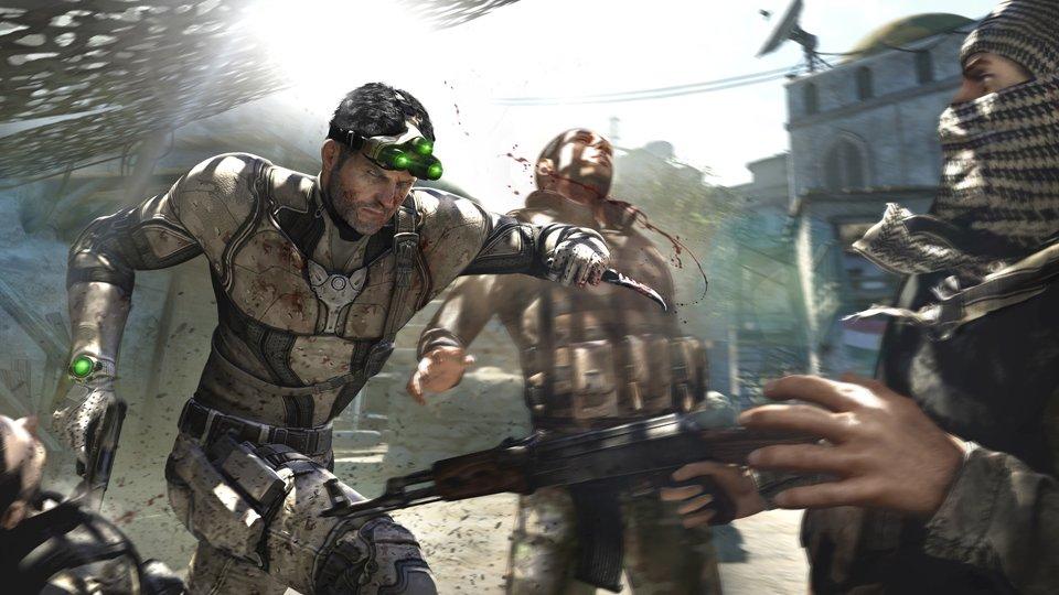 Gamescom 2012: Splinter Cell: Blacklist  | Канобу - Изображение 1