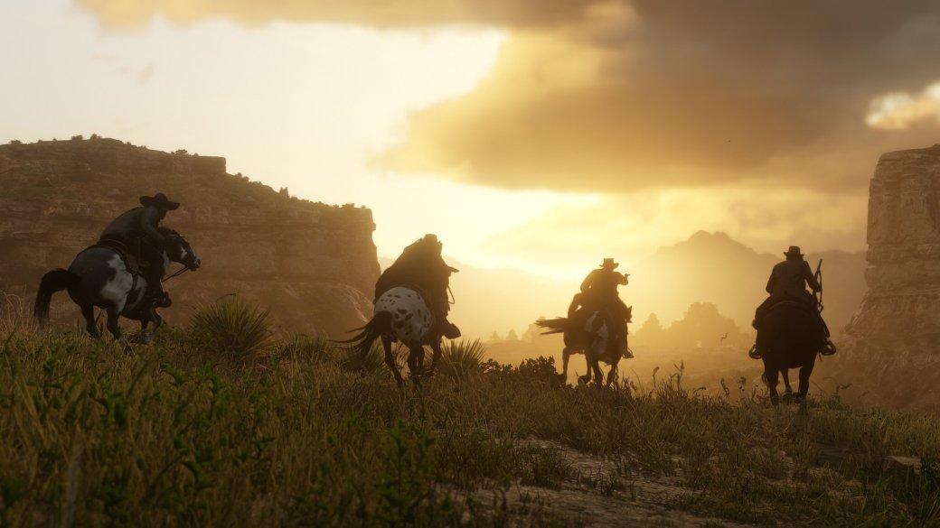 10 фактов о Red Dead, Red Dead Redemption и Red Dead Redemption 2, которые выдолжны знать  | Канобу - Изображение 856
