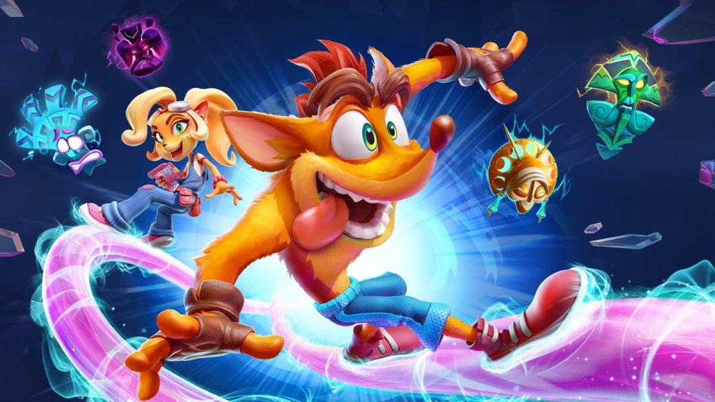 Обзор Crash Bandicoot 4: It's About Time - рецензия на игру Crash Bandicoot 4: It's About Time | Рецензии | Канобу