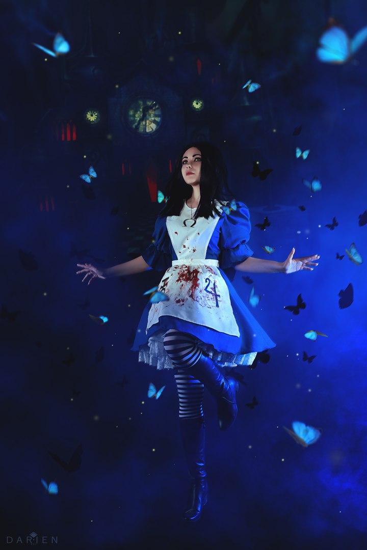 Косплей дня: Алиса Лидделл из игры Alice: Madness Returns. - Изображение 6