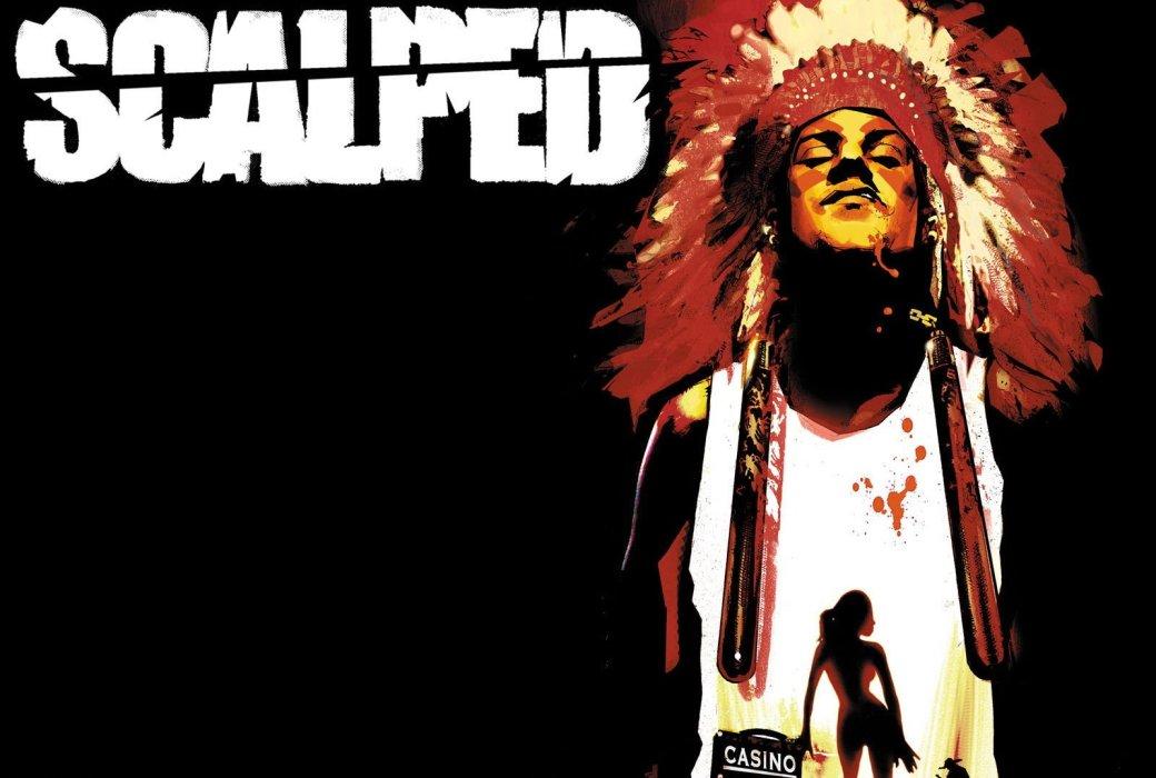 Криминальный комикс про индейскую резервацию станет телесериалом | Канобу - Изображение 6780