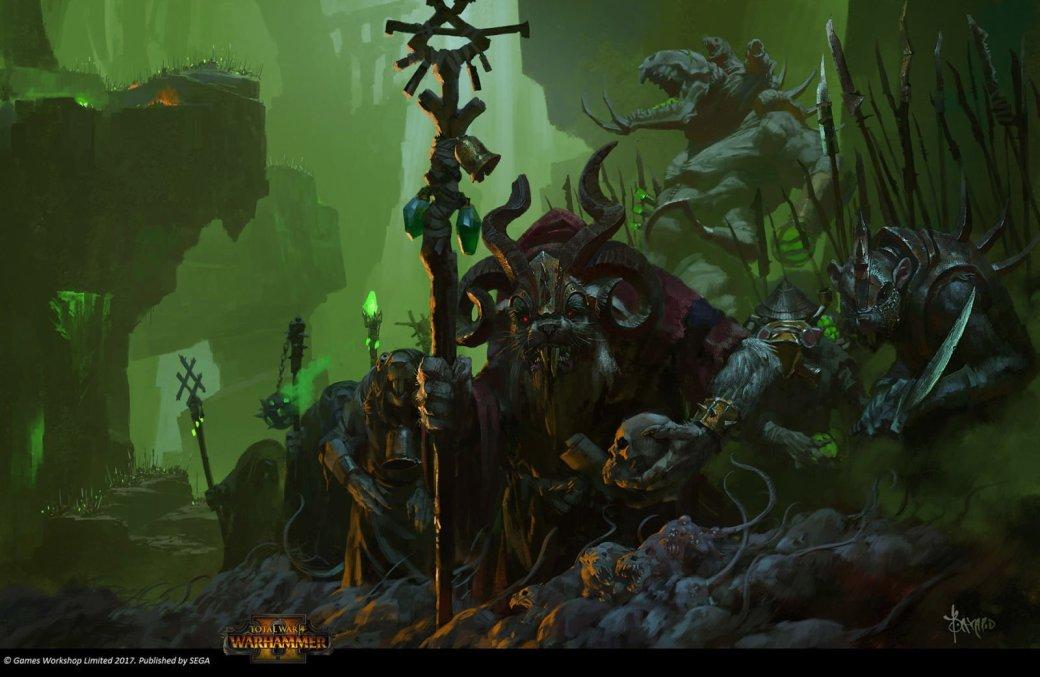 Взгляните напотрясающие концепт-арты Total War: Warhammer II. - Изображение 2