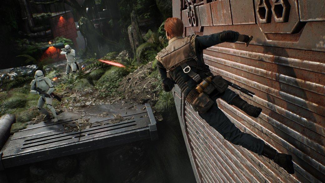 Потрачено. Зачто ненавидеть Star Wars— Jedi: Fallen Order— лучшую игру про джедаев | Канобу - Изображение 0