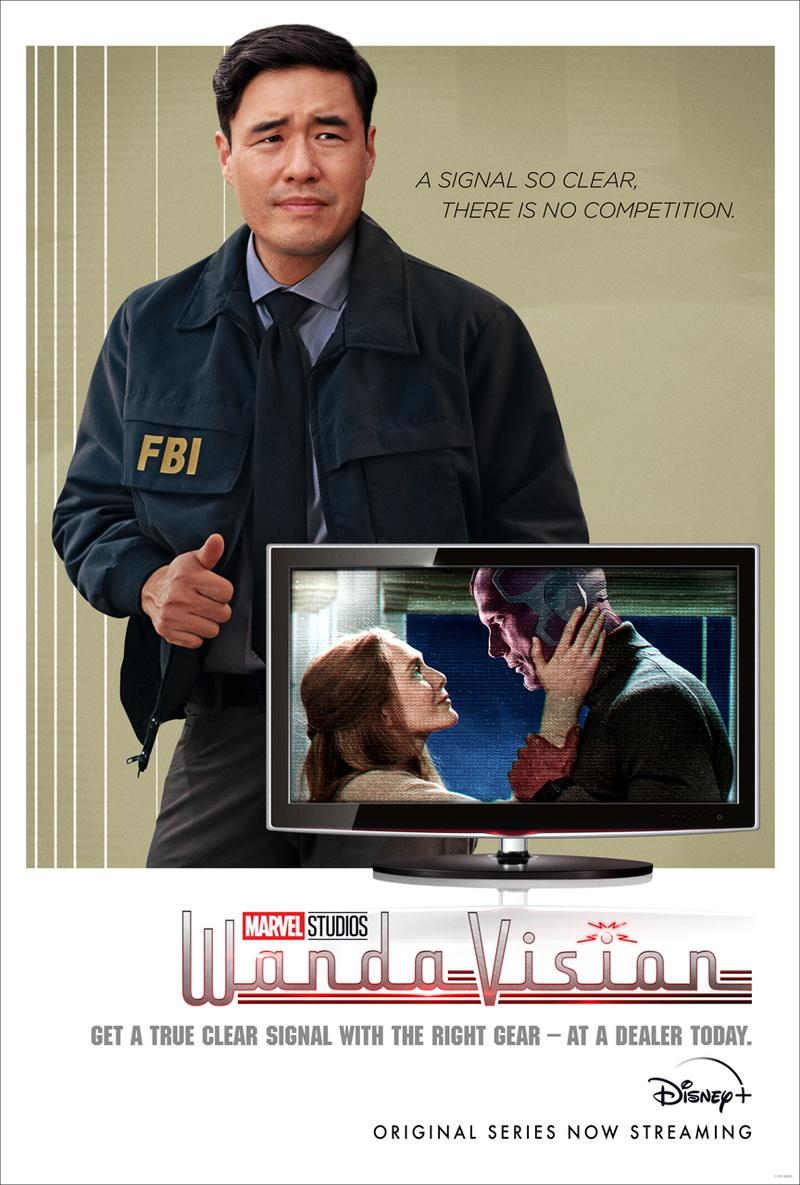 Появился новый постер «ВандаВижн» с агентом Джимми Ву | Канобу - Изображение 5234