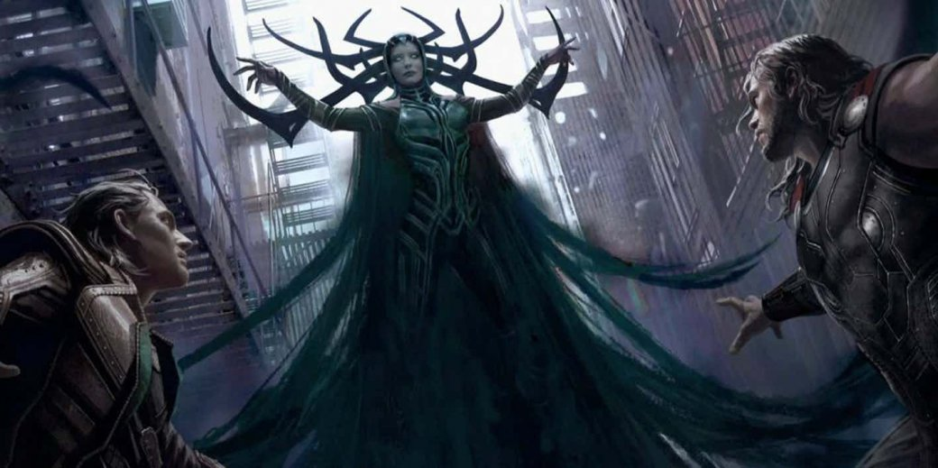 Все новое о сюжете и главной злодейке «Тор 3: Рагнарек» | Канобу - Изображение 1