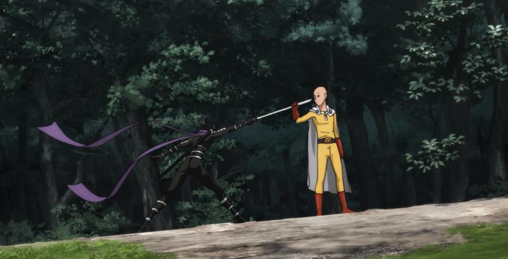 Лучшие битвы ваниме «Ванпанчмен» | Канобу - Изображение 5984